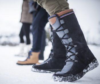 Herre - Støvler og tøfler
